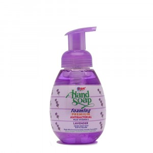 Yuri Hand Soap Foaming Premium Lavender 410 ml