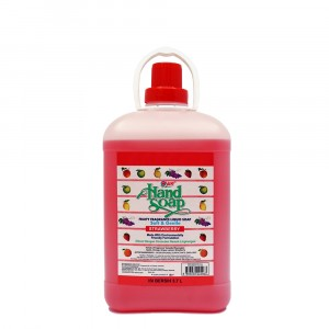 Yuri Hand Soap Strawberry 3.7 L