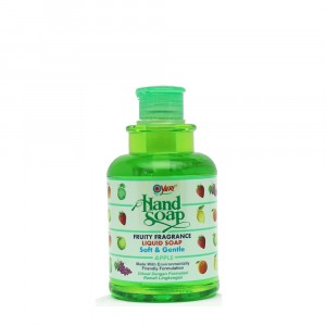 Yuri Hand Soap Refill Apple 410 ml