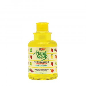 Yuri Hand Soap Refill Lemon 410 ml
