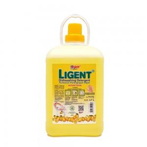 Ligent Dishwashing Detergent Lemon 3.7 L