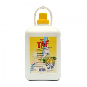 Taf Cream Cleanser Lemon & Lime 3.7 L