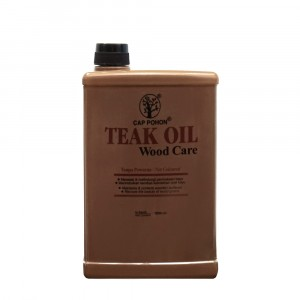 Teak Oil Wood Care 1000 ml