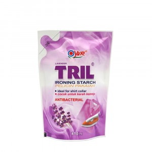 Tril Ironing Starch Lavender 410 ml