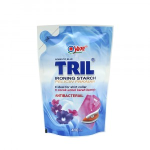 Tril Ironing Starch Romantic Blue 410 ml