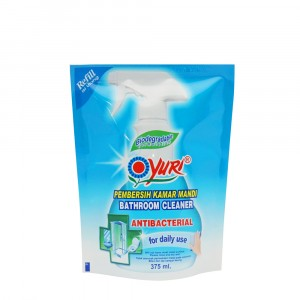 Yuri Antibacterial Bathroom Cleaner 375 ml
