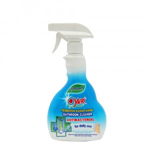 Yuri Antibacterial Bathroom Cleaner 500 ml