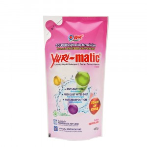 Yuri-matic Laundry Liquid Colour 630 g