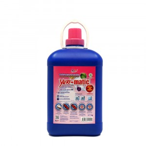 Yuri-matic Laundry Liquid Colour 3.7 L