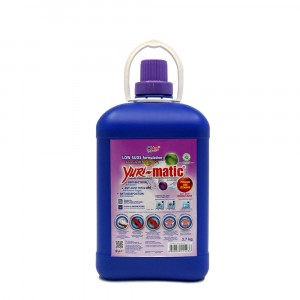 Yuri-matic Laundry Liquid Low Suds 3.7 L