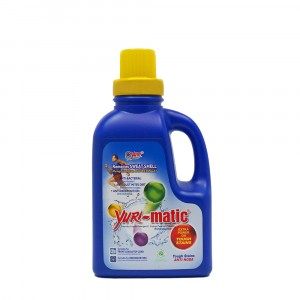 Yuri-matic Laundry Liquid Tough on Stains 1 Kg