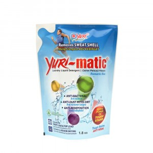 Yuri-matic Laundry Liquid Tough on Stains 1.8 Kg
