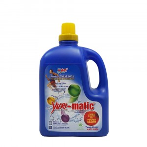 Yuri-matic Laundry Liquid Tough on Stains 2.8 Kg