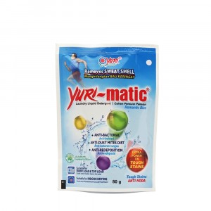 Yuri-matic Laundry Liquid Tough on Stains 80 g