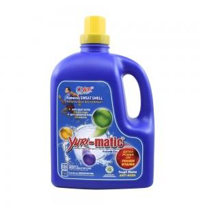 Yuri-matic Laundry Liquid Tough on Stains 2.8 Kg