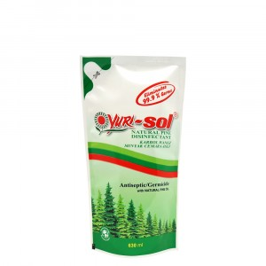 Yuri-sol Natural Pine Disinfectant 630 ml